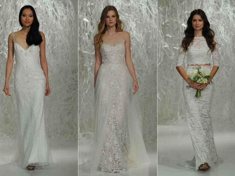 Watters Fall 2016 Bridal Fashion Week Wedding Dress Collection