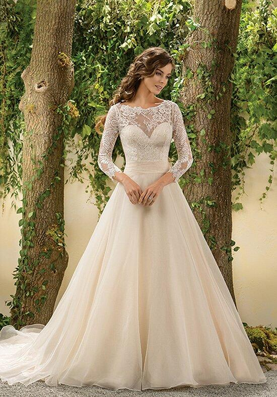 Jasmine Collection F181005 Wedding Dress photo