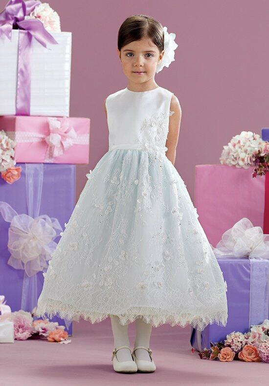 Joan Calabrese by Mon Cheri 215344 Flower Girl Dress photo