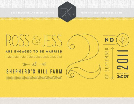 Jess And Ross S Wedding Website