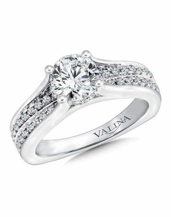 Valina R9661W Engagement Ring photo
