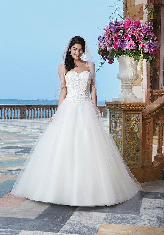 Sincerity Bridal 3840 Wedding Dress photo