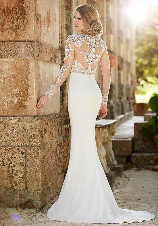 Martina Liana 690 Wedding Dress photo