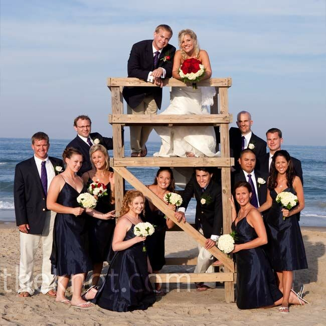A Nautical-Themed Wedding in Virginia Beach VA