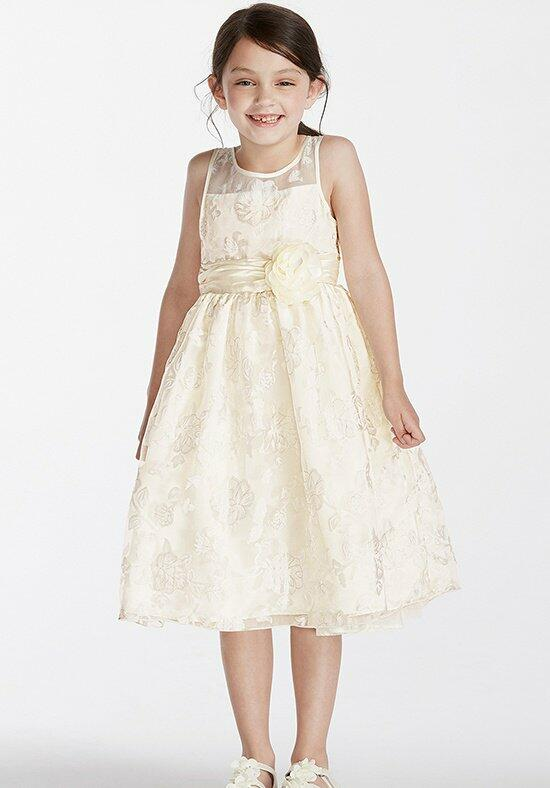 David's Bridal Juniors 1150286 Flower Girl Dress photo