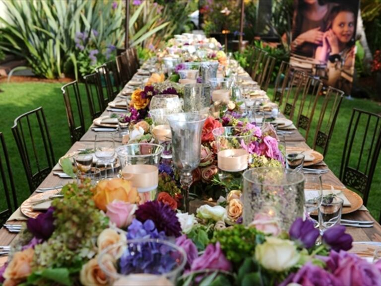 Bridal Shower Venues in Los Angeles