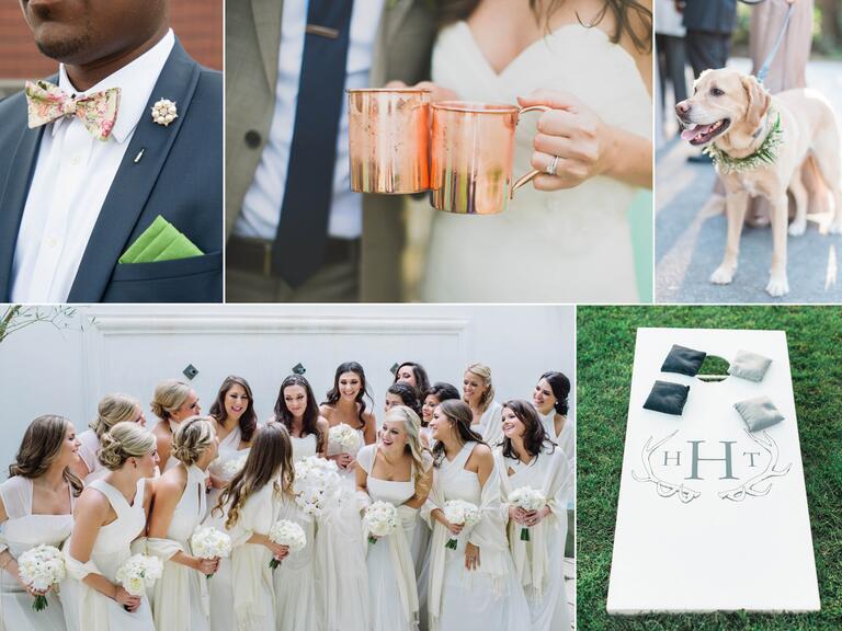 Southern wedding ideas