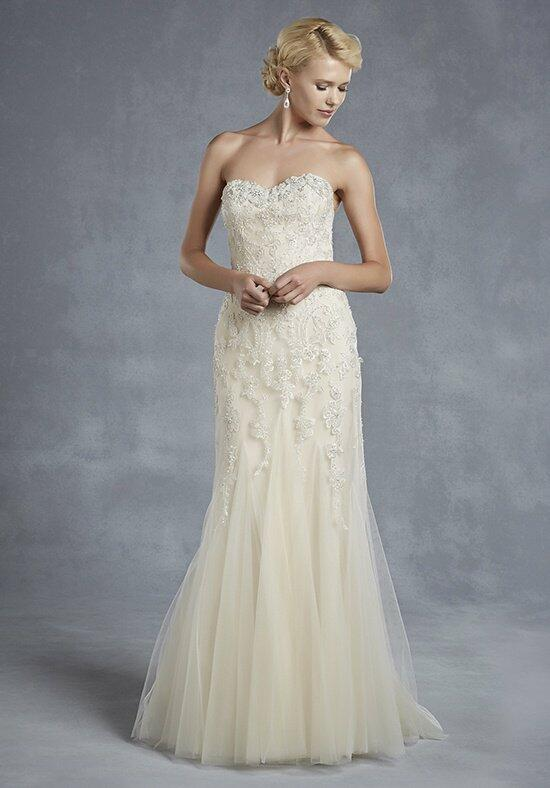 Blue by Enzoani Hudson Wedding Dress photo