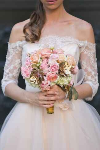 10 Rose Gold Details To Steal For A Wedding That S Nothing
