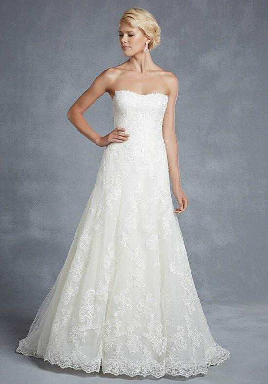 Blue by Enzoani Hamilton Wedding Dress photo