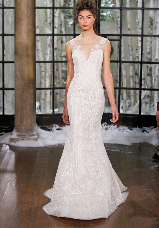 Ines Di Santo Seville Wedding Dress photo