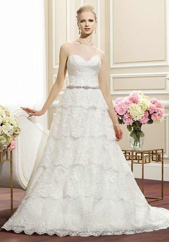 Moonlight Couture H1261 Wedding Dress photo