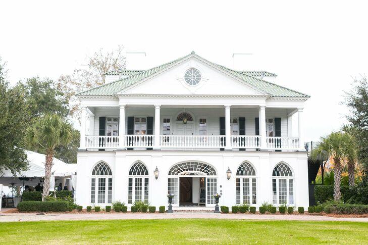 A Lowndes Grove Plantation Wedding In Charleston South Carolina