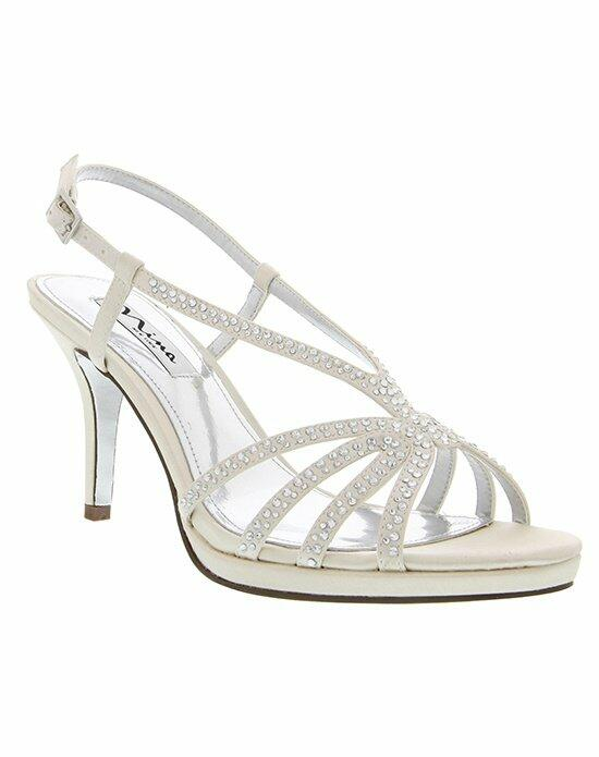 Nina Bridal BOBBIE_IVORY Wedding Shoes photo