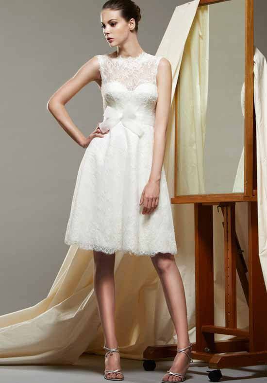 Saison Blanche Couture 4230 Wedding Dress photo