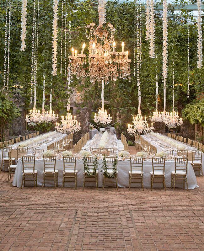 Most popular wedding ideas from pinterest whimsical wedding reception aaron delesie photography blogeknot junglespirit Images