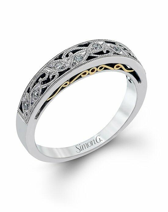 Simon G. Jewelry LP1355-B Wedding Ring photo