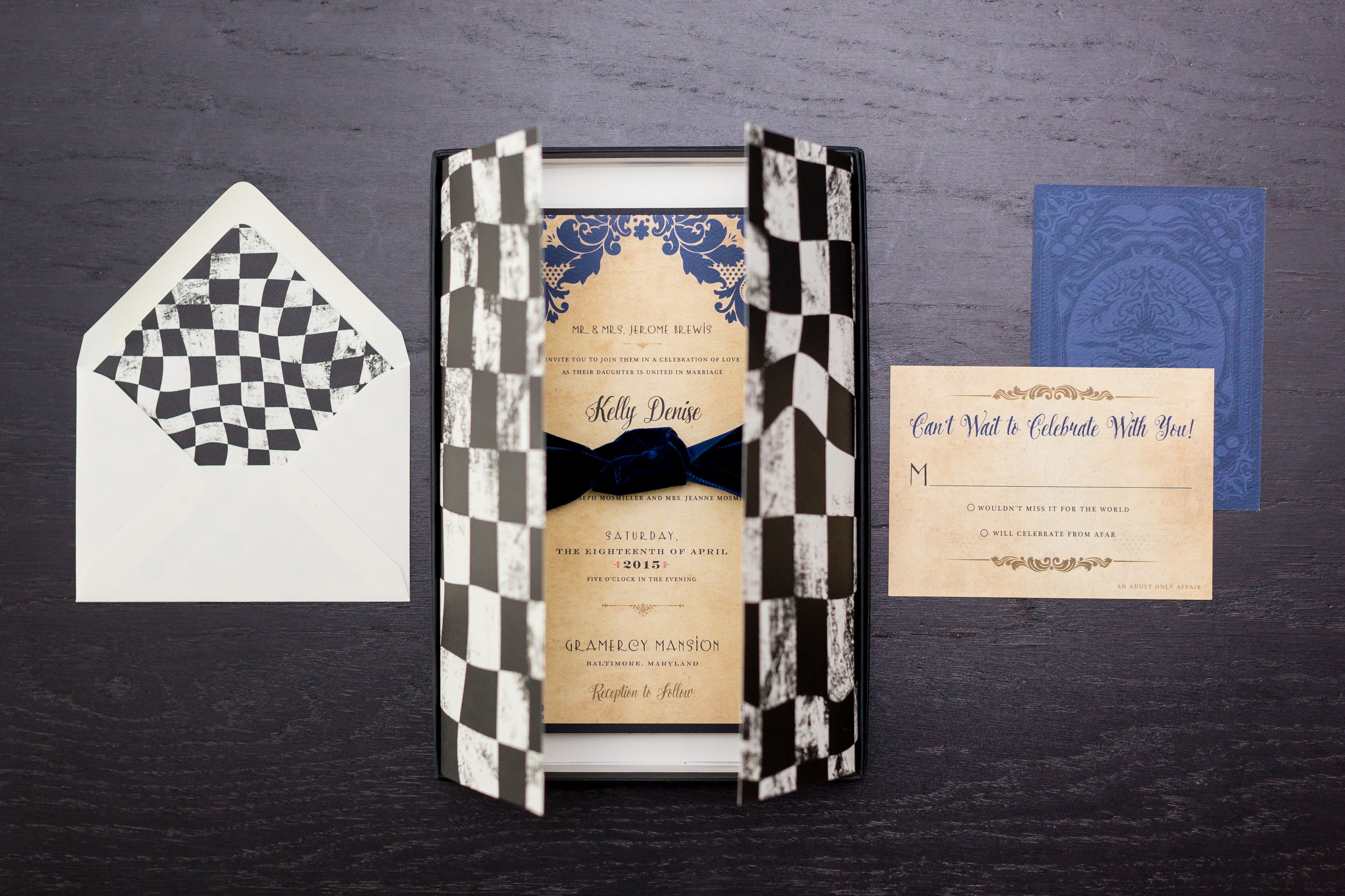 A Vibrant, Alice In Wonderland Themed Wedding at the Gramercy ...