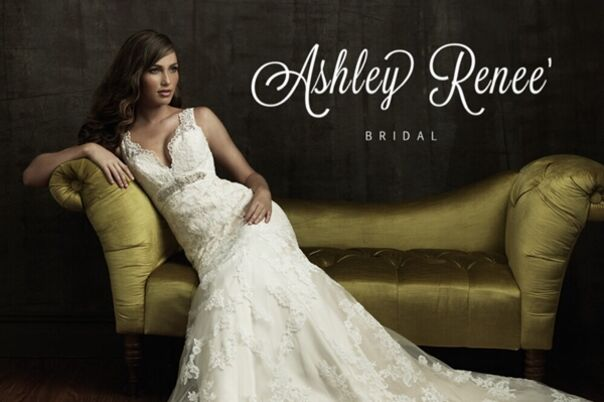 Bridal salons in gonzales la the knot for Off the rack wedding dresses near me