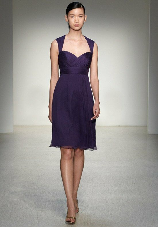 Amsale Bridesmaids G760C Bridesmaid Dress photo