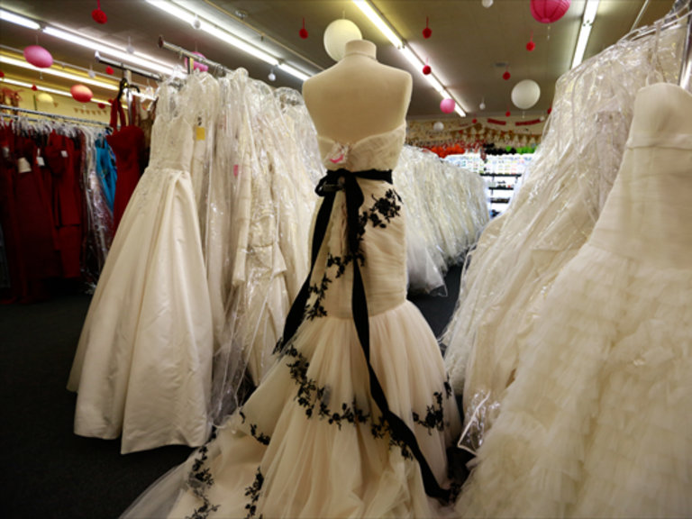 Wedding Dresses in Bloomington