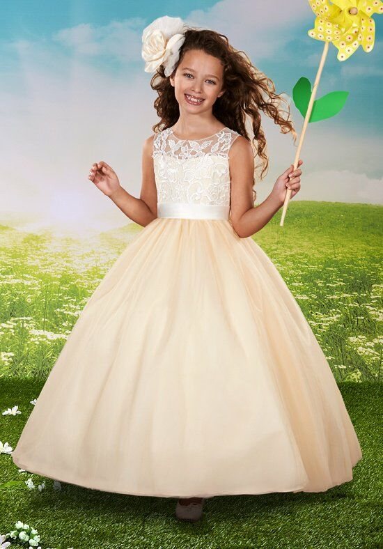 Cupids by Mary's F431 Flower Girl Dress photo