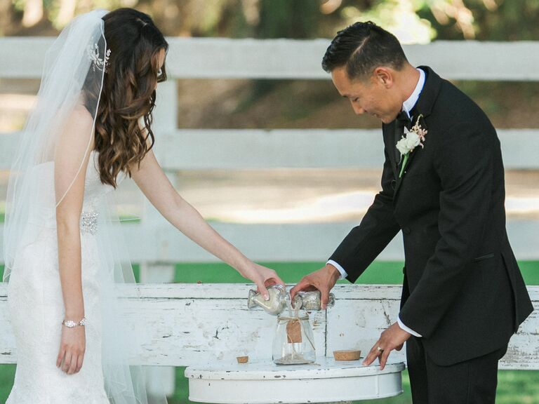 Wedding Ceremony Alternatives To Unity Candles