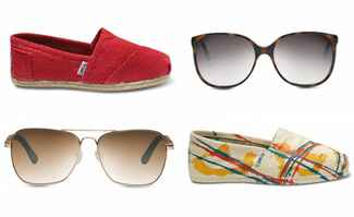 TOMS new designs