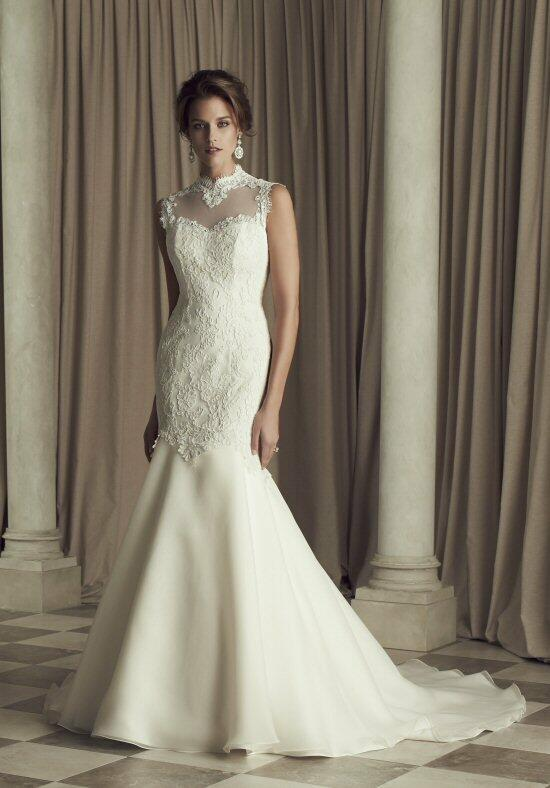 Paloma Blanca 4457 Wedding Dress photo