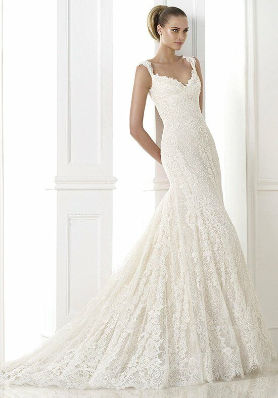 PRONOVIAS Kala Wedding Dress photo