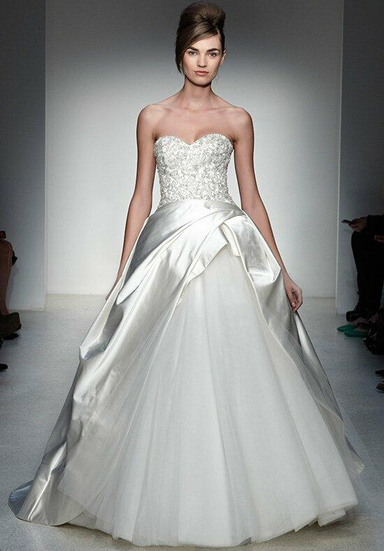 Kenneth Pool ELENA Wedding Dress photo