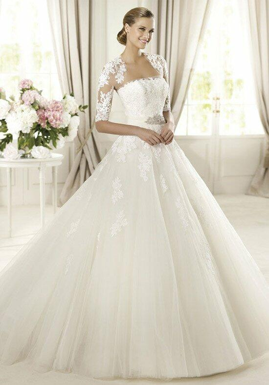 PRONOVIAS DOMINGO Wedding Dress photo