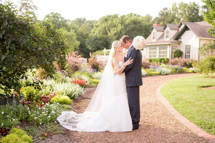 A Romantic Alfresco Wedding At Barnsley Gardens Resort In