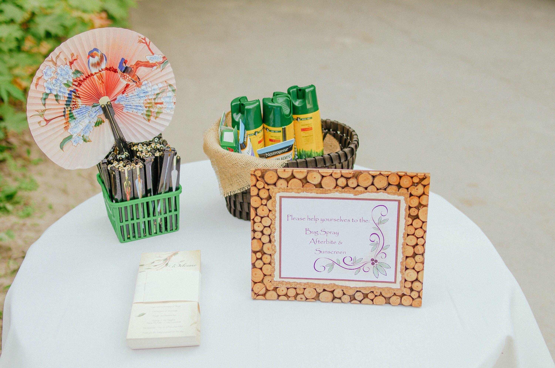 Outdoor Ceremony Essentials
