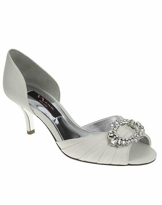 Nina Bridal CRYSTAH_IVORY Wedding Shoes photo
