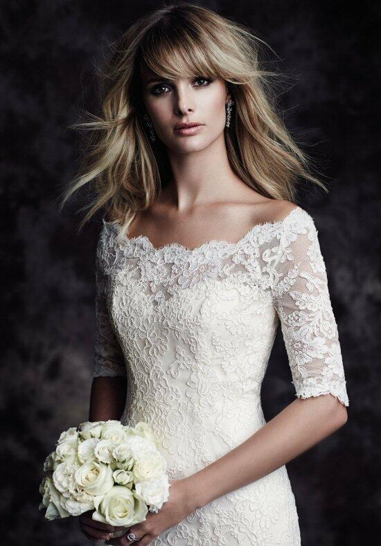 Paloma Blanca 4604 Wedding Dress photo