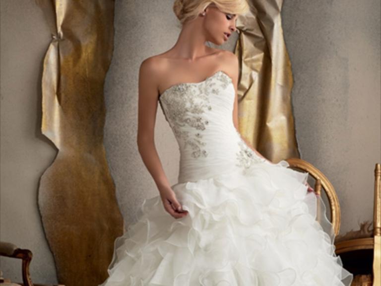Kansas weddings for Wedding dresses wichita ks