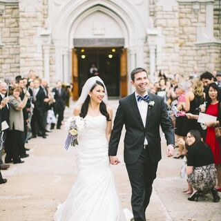 A Classic Modern Wedding in Kansas City