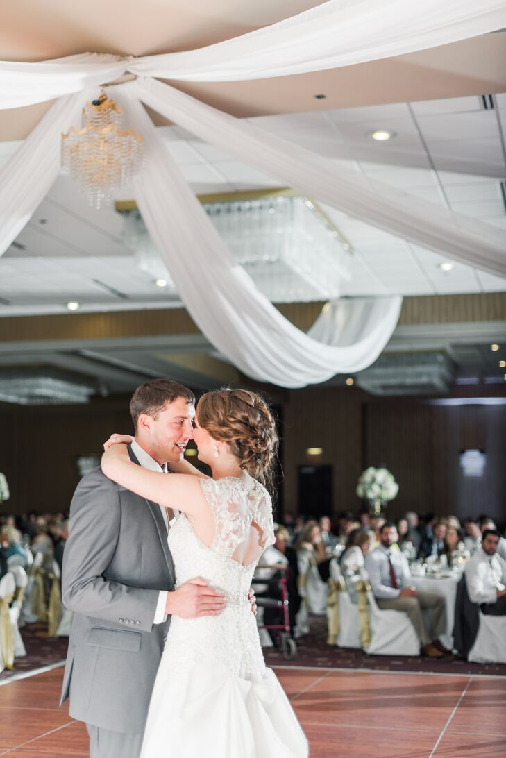 A Traditional Elegant Wedding At Embassy Suites By Hilton
