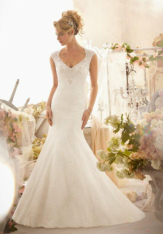 Mori Lee by Madeline Gardner 2604 Wedding Dress photo