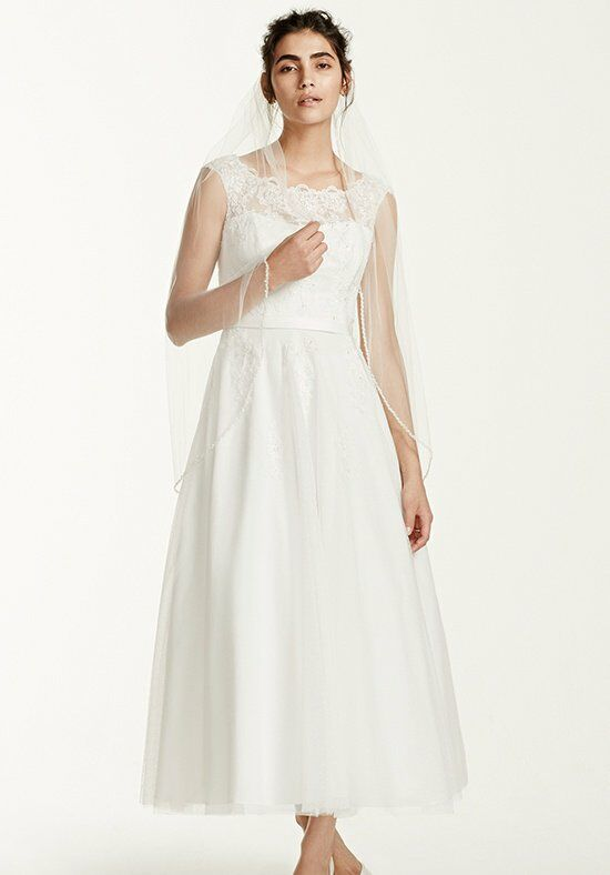 David's Bridal David's Bridal Collection Style WG3721 Wedding Dress photo