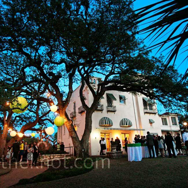 An Outdoor Wedding In Austin, TX