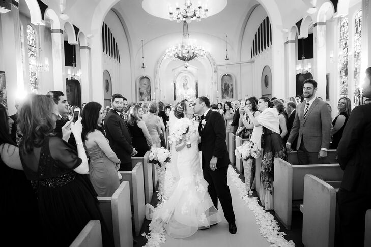 St. Peter\'s Armenian Apostolic Church Wedding