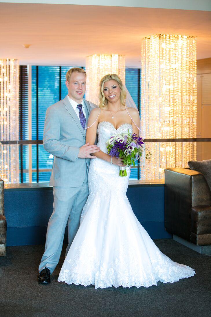 A Whimsical Ballroom Wedding at W Dallas - Victory Hotel in Dallas ...