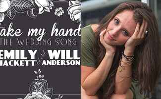 Emily Hackett's song Take My Hand