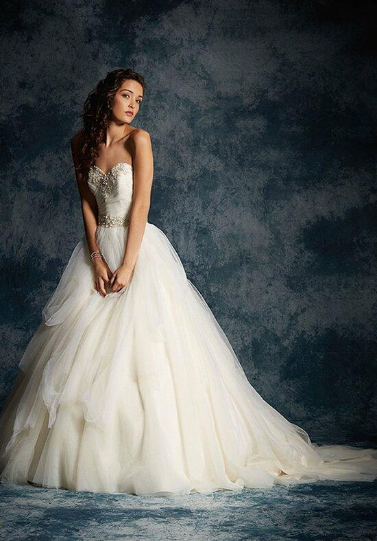 Alfred Angelo Sapphire 952 Wedding Dress photo