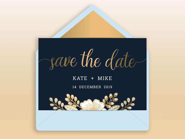 Save The Dates Ideas Advice