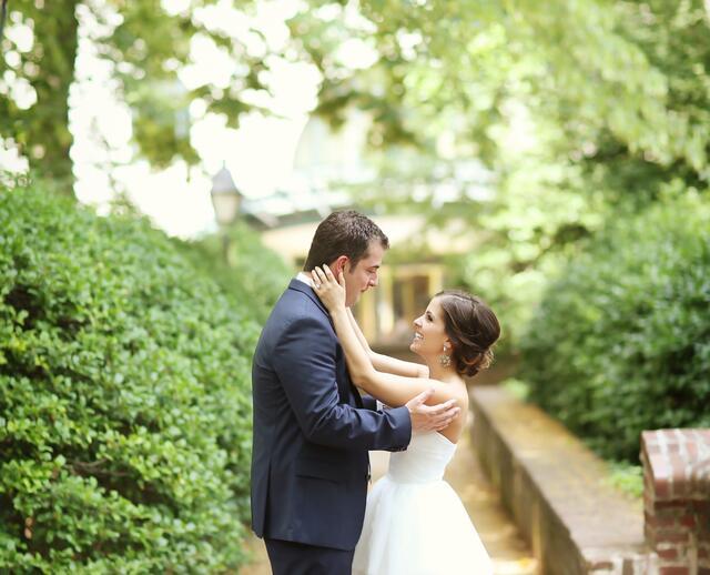 A Romantic Vintage Wedding In Philadelphia PA
