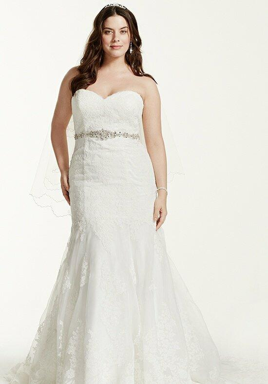David's Bridal David's Bridal Woman Style 9V3680 Wedding Dress photo