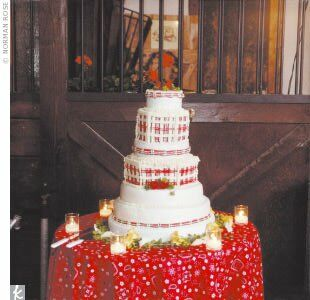 wedding cake made of cheese scotland the cake 23105
